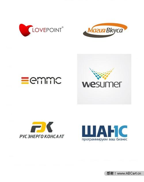 国外标志设计欣赏,logo设计欣赏