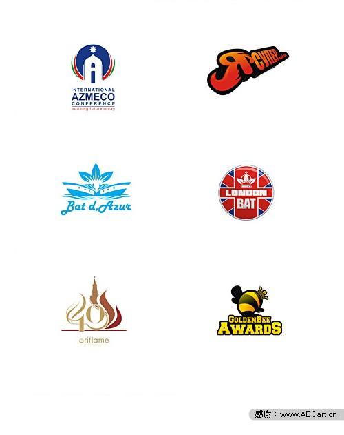 国外标志设计欣赏,优秀标志设计欣赏